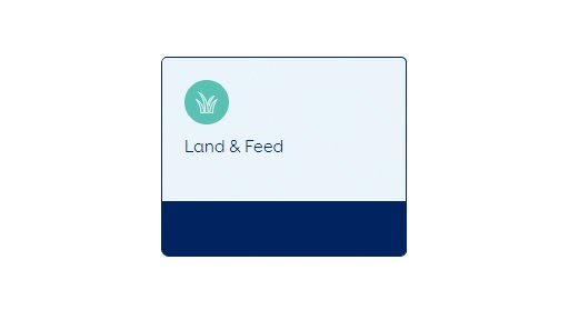 MINDA land and feed tab