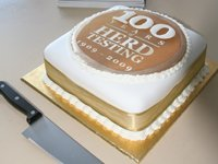 100 years herd testing