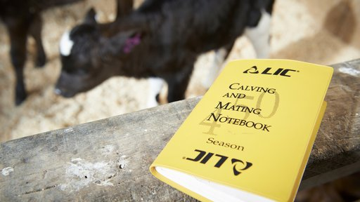 Mating and calving book