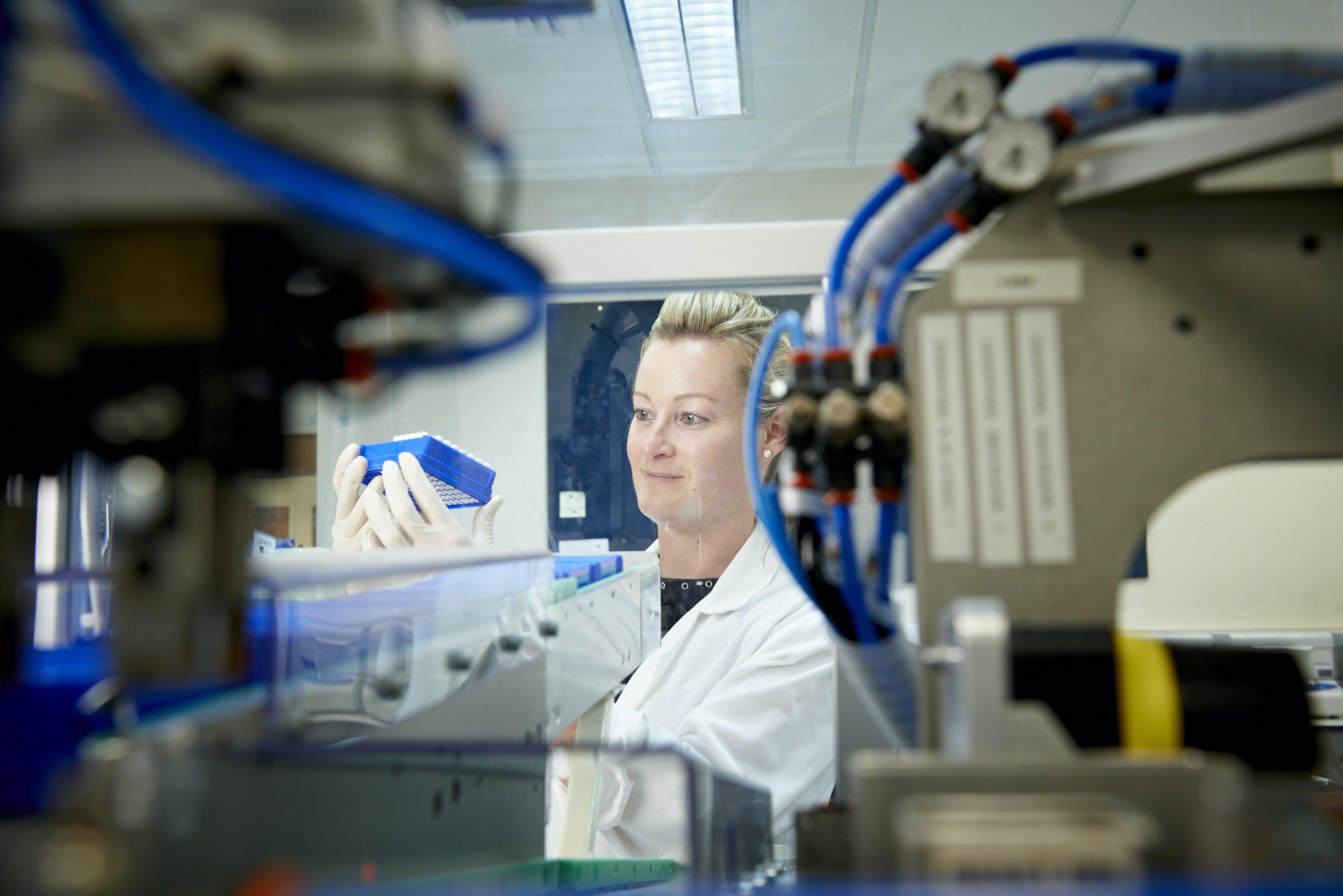 LIC lab image