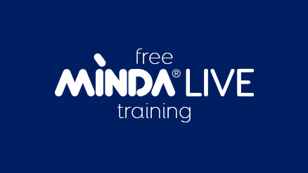Free MINDA LIVE training