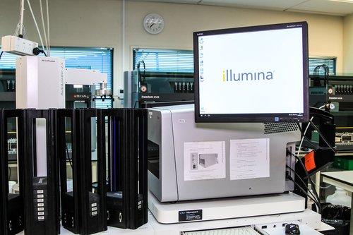 GeneMark Illumina