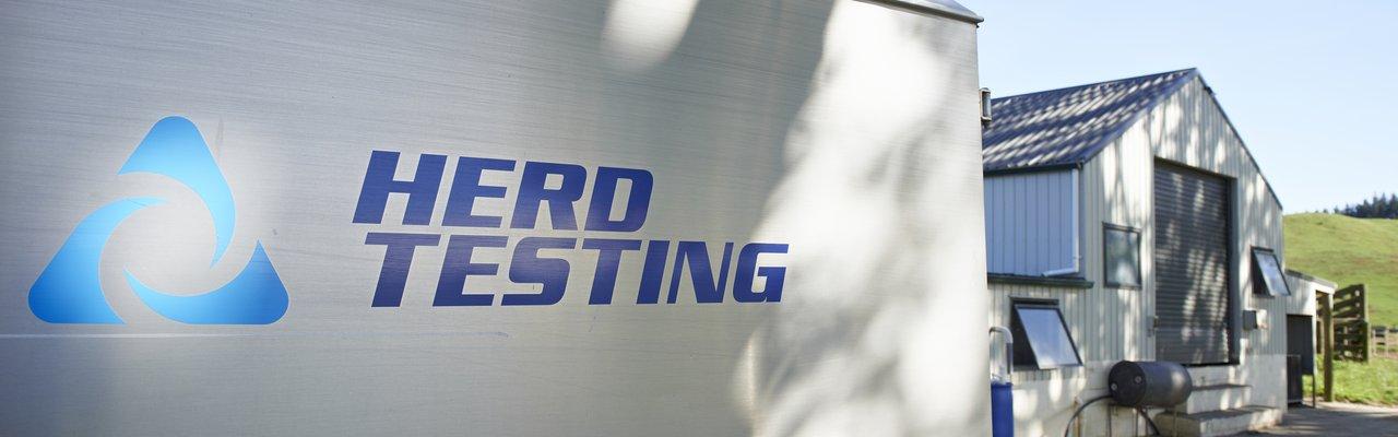 Herd test truck