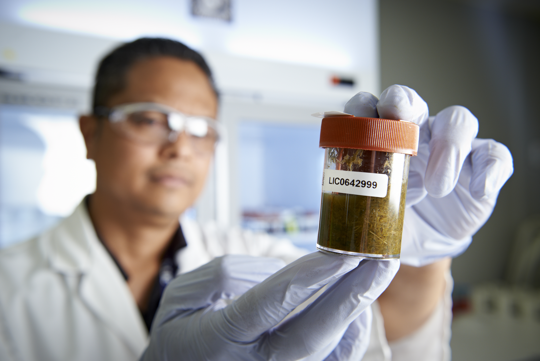 Animal Health lab - effluent