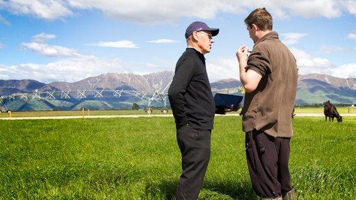 FSM talking to farmer 2