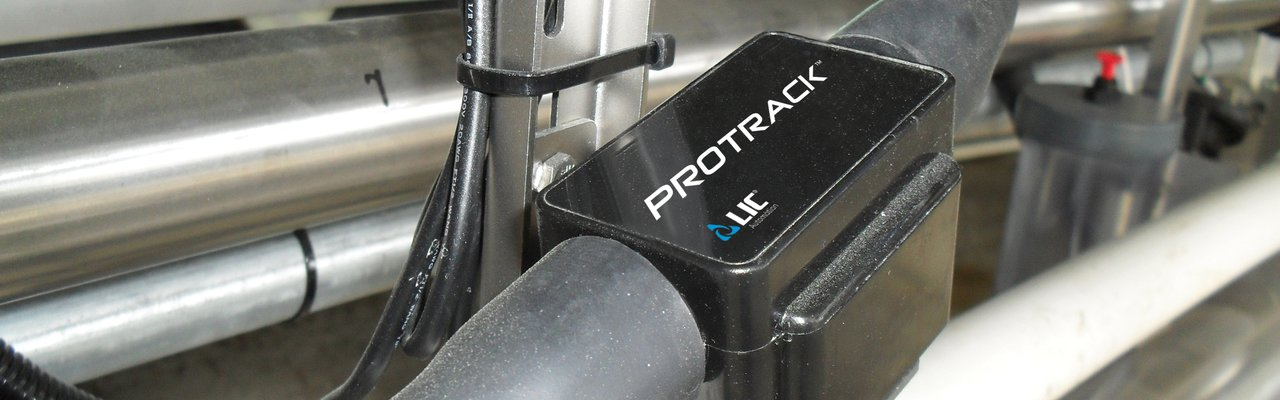 Protrack Milk in shed