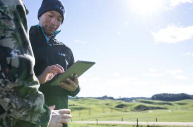 Technology on farm