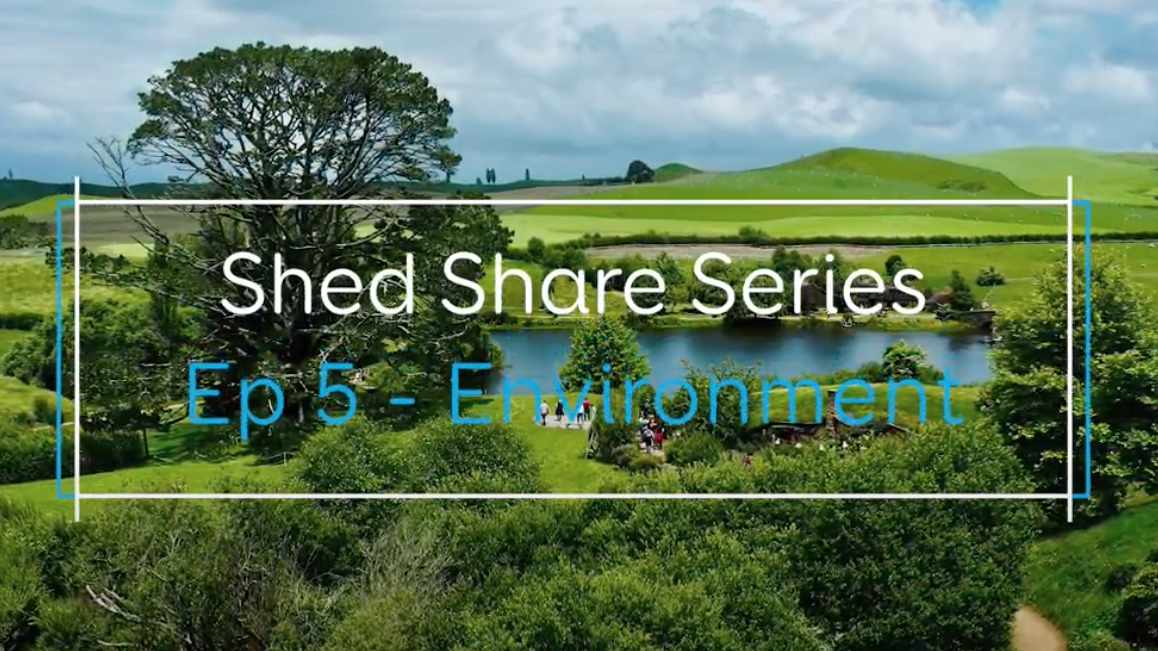 Shed Share - environmental challenges
