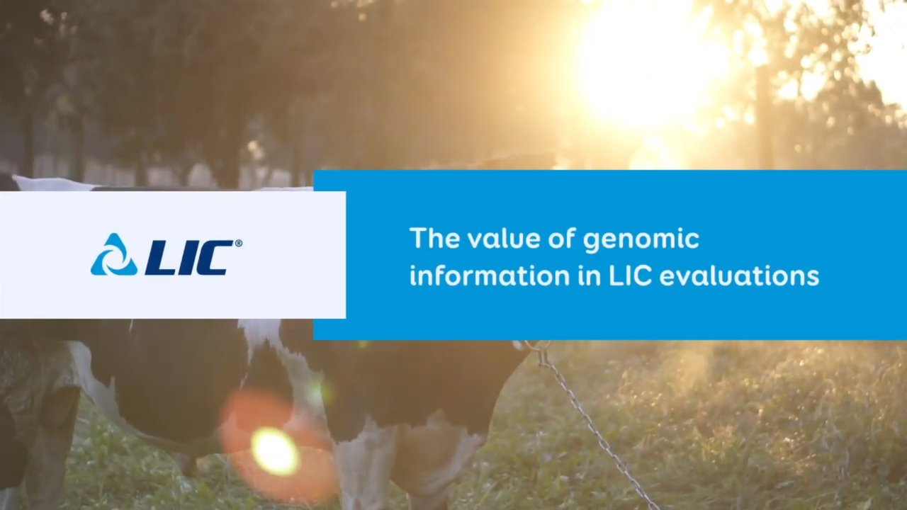 Value of genomic evaluations